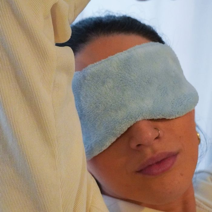 Fluffy ciel - μάσκα ύπνου